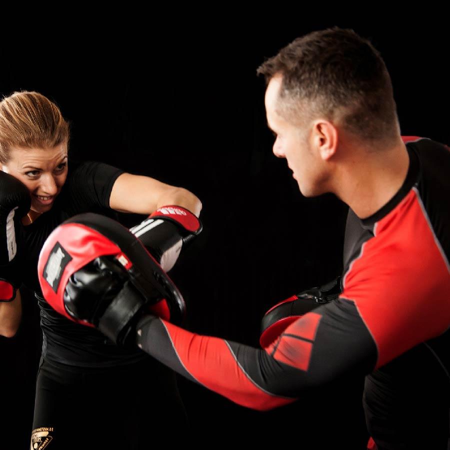 Sports combat